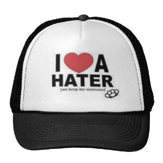 I Love a Hater DSMC Trucker Hat
