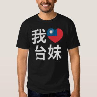 I love a Taiwanese Girl T Shirt