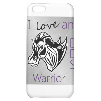 I love a warrior.png case for iPhone 5C