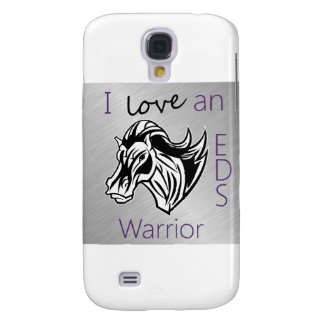 I love a warrior.png galaxy s4 cover