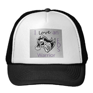 I love a warrior.png hat