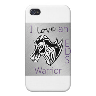 I love a warrior.png iPhone 4 cover