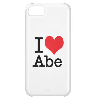I love Abe - phone cover iPhone 5C Case