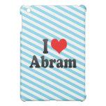I love Abram iPad Mini Cases