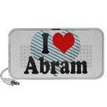 I love Abram Mini Speakers
