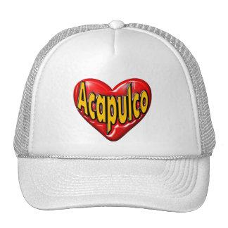 I Love Acapulco Cap