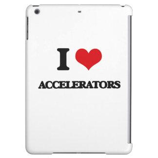 I Love Accelerators iPad Air Case