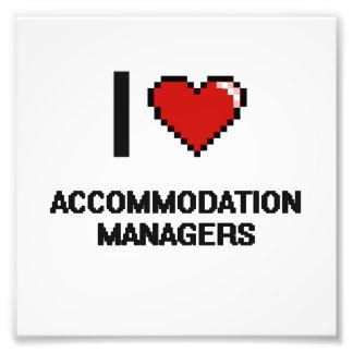 I love Accommodation Managers Photo
