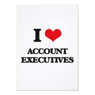 I love Account Executives Card