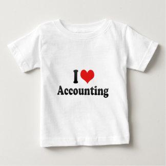 I Love Accounting Tees