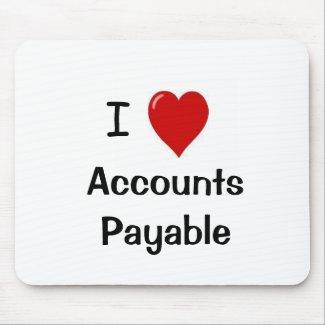 I Love Accounts Payable