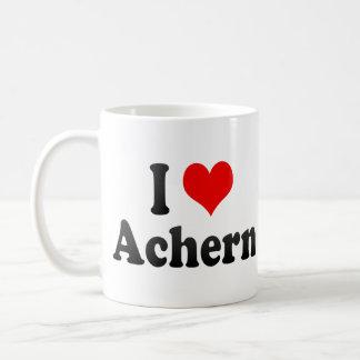 I Love Achern, Germany. Ich Liebe Achern, Germany Coffee Mugs