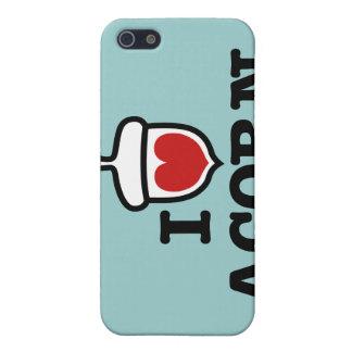 I Love Acorn Speck Case iPhone 5/5S Case