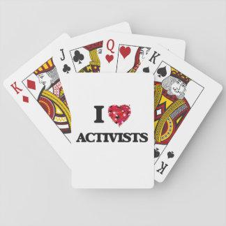 I Love Activists Card Deck