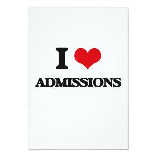 I Love Admissions Custom Announcements
