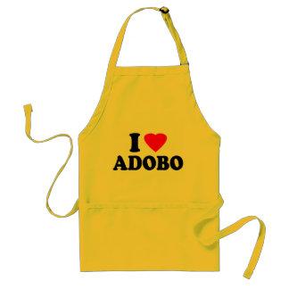 I Love Adobo Standard Apron