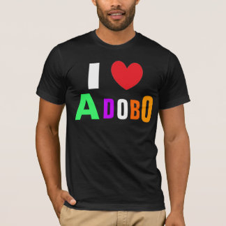 I Love Adobo T-Shirt
