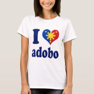 I Love Adobong Pinoy T-Shirt