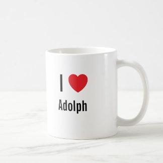 I love Adolph Mug