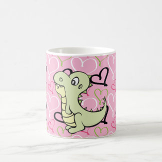 I Love Adorable Dinosaurs! Morphing Mug