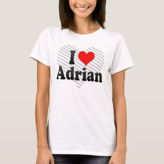 I love Adrian T-Shirt