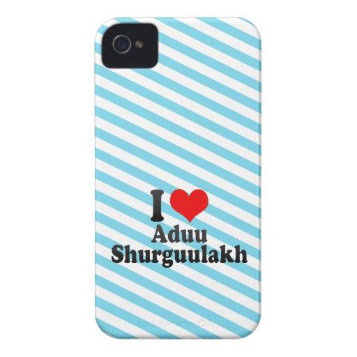 I love Aduu Shurguulakh Blackberry Bold Covers