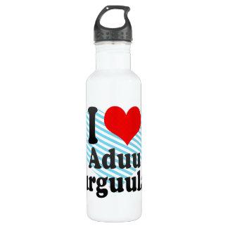 I love Aduu Shurguulakh 710 Ml Water Bottle