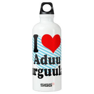 I love Aduu Shurguulakh SIGG Traveller 0.6L Water Bottle