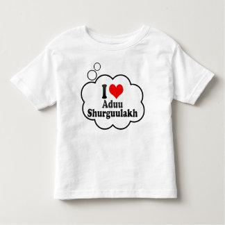 I love Aduu Shurguulakh Tshirt