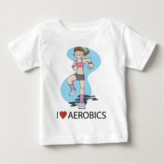 I Love Aerobics Shirt