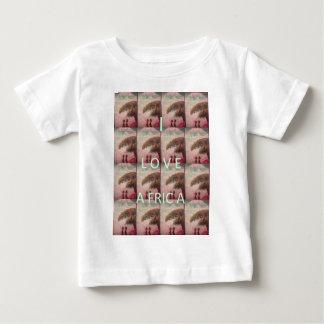 I Love Africa Hakuna Matata Kilimanjaro Mountain A Baby T-Shirt