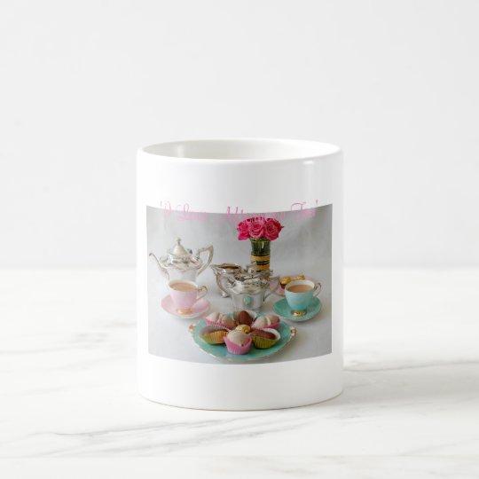 'I Love Afternoon Tea' Mug