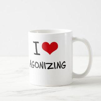I Love Agonizing Mug