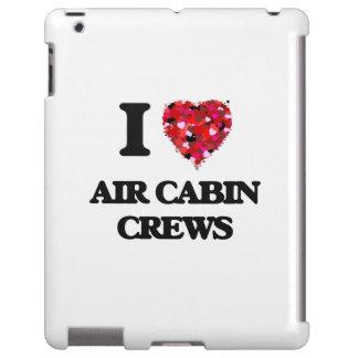 I love Air Cabin Crews iPad Case