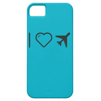 I Love Air Crafts iPhone 5 Covers