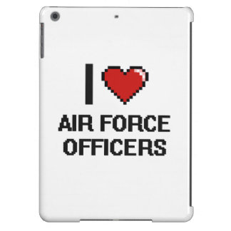 I love Air Force Officers Cover For iPad Air