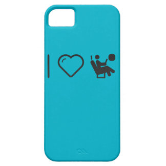 I Love Air-Plane Seats iPhone 5 Cases
