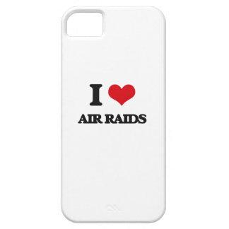 I Love Air Raids iPhone 5/5S Cover