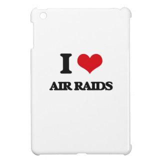 I Love Air Raids iPad Mini Covers