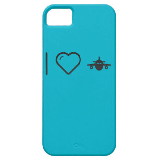I Love Air Travel Case For The iPhone 5