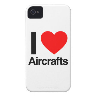 i love aircrafts iPhone 4 cases