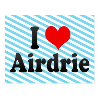 I Love Airdrie, Canada. I Love Airdrie, Canada Postcard