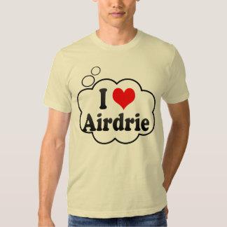 I Love Airdrie, Canada. I Love Airdrie, Canada T Shirt