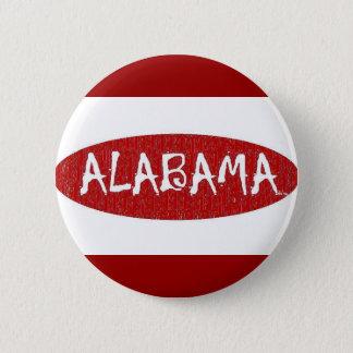 I Love Alabama Pin Back button by:da'vy