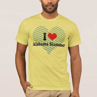 I Love Alabama Slammer T-Shirt