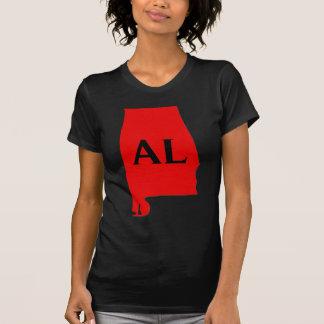 I Love Alabama State Shirts