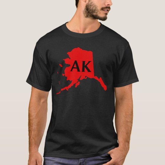 I Love Alaska - AK T-Shirt