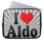 I love Aldo Computer Sleeves
