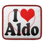 I love Aldo iPad Sleeve