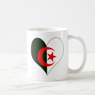I Love Algeria Coffee Mug